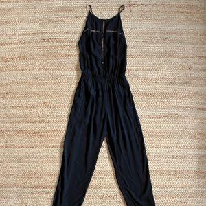 Flash Jumpsuit | Black